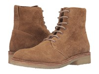 Rag And Bone Military Lace Boot Tan Suede
