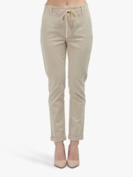 Paige Christy Trousers Warm Sand