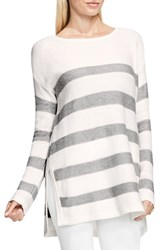 Vince Camuto Women's Stripe Textured Sweater