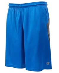 Champion Men's X Temp Vapor Training Shorts Royal