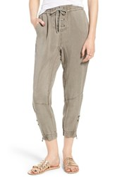 Pam And Gela Women's Cargo Jogger Pants