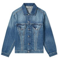 Our Legacy Mudride Denim Jacket Blue