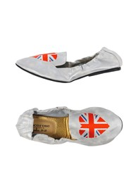 Cocorose London Loafers Light Grey