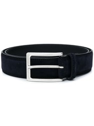 Hugo Boss Classic Square Belt Blue