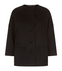 Escada Minx Cocoon Jacket Black