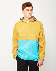 Dickies Centre Ridge Packable Jacket Yellow