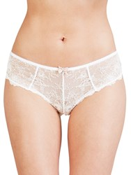 John Lewis Collection By Genevieve Briefs White