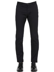 Dsquared 15Cm Skinny Stretch Cotton Twill Pants