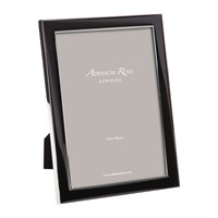 Addison Ross Black Enamel Photo Frame 4X6