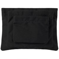 Maison Martin Margiela 11 Cordura Document Case 3 Pack Black