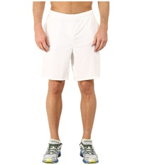 New Balance Casino 9 Woven Short White Men's Shorts