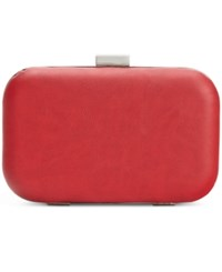 Styleandco. Style And Co. Mollie Fabric Clutch Only At Macy's Chinese Red
