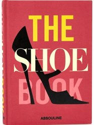 Assouline The Shoe Book Red