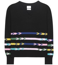 Barrie Cashmere Sweater Black