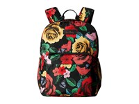Vera Bradley Lighten Up Grande Laptop Backpack Havana Rose Backpack Bags Brown