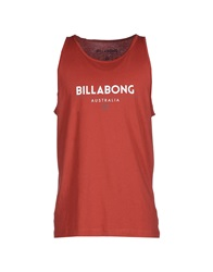 Billabong Tank Tops Black