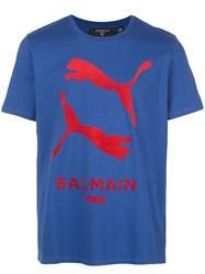 Puma X Balmain Graphic T Shirt 60