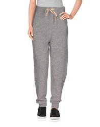 Stefanel Casual Pants Grey