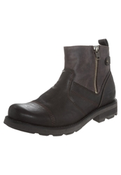 Tom Tailor Boots Mokka Dark Brown