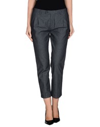 Daniele Alessandrini Trousers Casual Trousers Women Lead