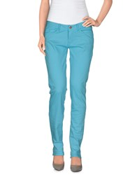 Amy Gee Trousers Casual Trousers Women Turquoise