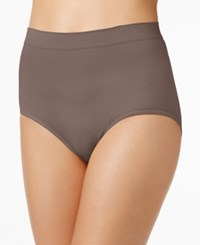 Vanity Fair Seamless Smoothing Brief 13264 Walnut