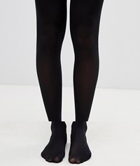 Gipsy Tall 60 Denier 2 Pack Tights Black