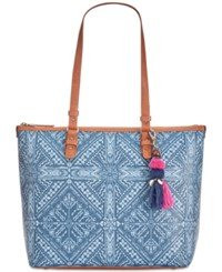 The Sak Pacifica Tote A Macy's Exclusive Style Pacific Palisades