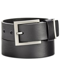 Alfani Men's Casual Belt Only At Macy's Black