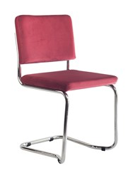 Houtique Silla Belmond Chair Fuchsia