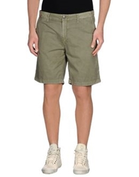 Mgnerd Bermudas Military Green
