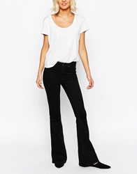 Dr. Denim Dr Denim Brigitte Flare Jean 101Black