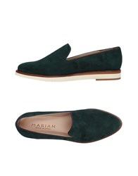 Marian Loafers Dark Green