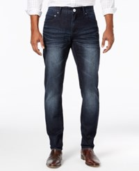 Inc International Concepts Men's Slim Fit Dark Wash Jeans Only At Macy's
