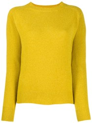Aspesi Raglan Jumper Yellow