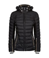 Bogner Kelly D Quilted Jacket Black