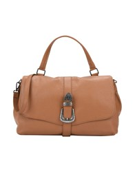 Parentesi Handbags Tan
