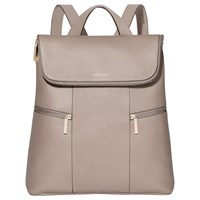 Modalu Marlowe Leather Backpack Mink