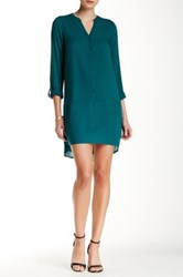 Jack Hardy Shift Dress Green