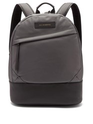 Want Les Essentiels Kastrup Technical Fabric Backpack Grey