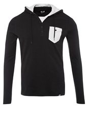 Your Turn Long Sleeved Top Black