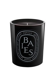 Diptyque 300Gr Baies Scented Candle Black