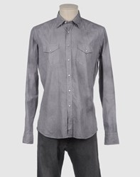 G.V. Conte Shirts Long Sleeve Shirts Men