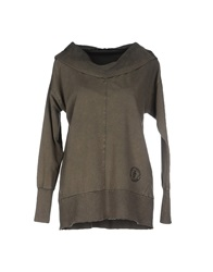 Bleifrei Sweatshirts Military Green