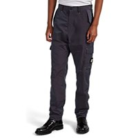 John Elliott Iridescent Tech Fabric Cargo Pants Navy