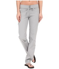 Mountain Hardwear Yuma Pants Steam Women's Casual Pants Gray