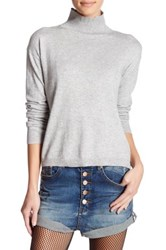 One Teaspoon Holiday Sweater Gray