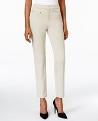 Charter Club Ankle Pants Only At Macy's Sand