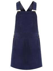 Talie Nk Front Pocket Overall Blue