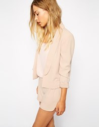 Supertrash Java Structured Jacket Pink